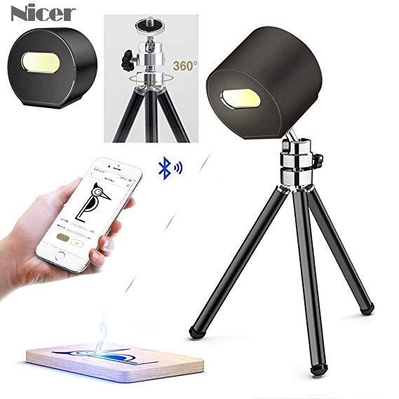 Laserpecker Mini Laser Engraver DIY Portable Adjustable Laser Engraving Machine Mobile Phone APP Router/Cutter/Printer + Laser