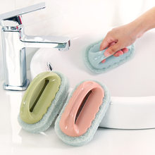 2021 Kitchen Magic Sponge Brush Strong Decontamination Cleaning Brush Bath Brush Sponge Eraser For Kitchen Bathroom Clean Tools