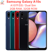 Samsung Galaxy A10s A107F/DS Dual Sim Globale Version RAM 2GB ROM 32GB Handy Octa Core 6.2