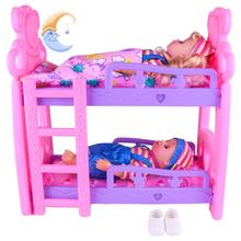 DIY Girls Toys Play House Pretend Play Furniture Toy Baby Do