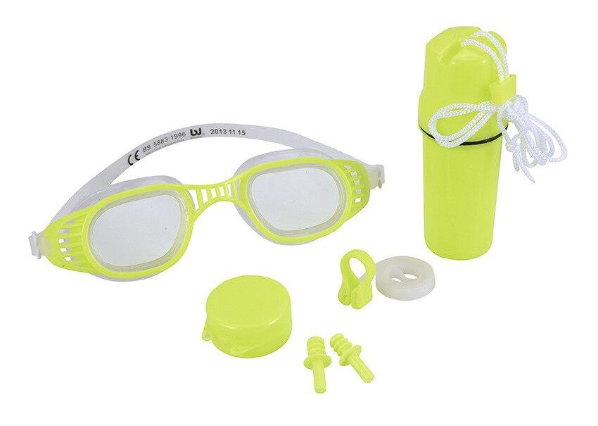Bestway 26002 Swimming Goggles Water Wing Seat Ring Earplug Nasal Splint Diving Swimming Suit
