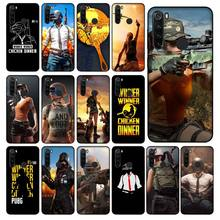 Babaite PUBG Phone Case for Xiaomi Redmi 5 5Plus 6 6A 4X 7 8 Note 5 5A 7 8 8Pro