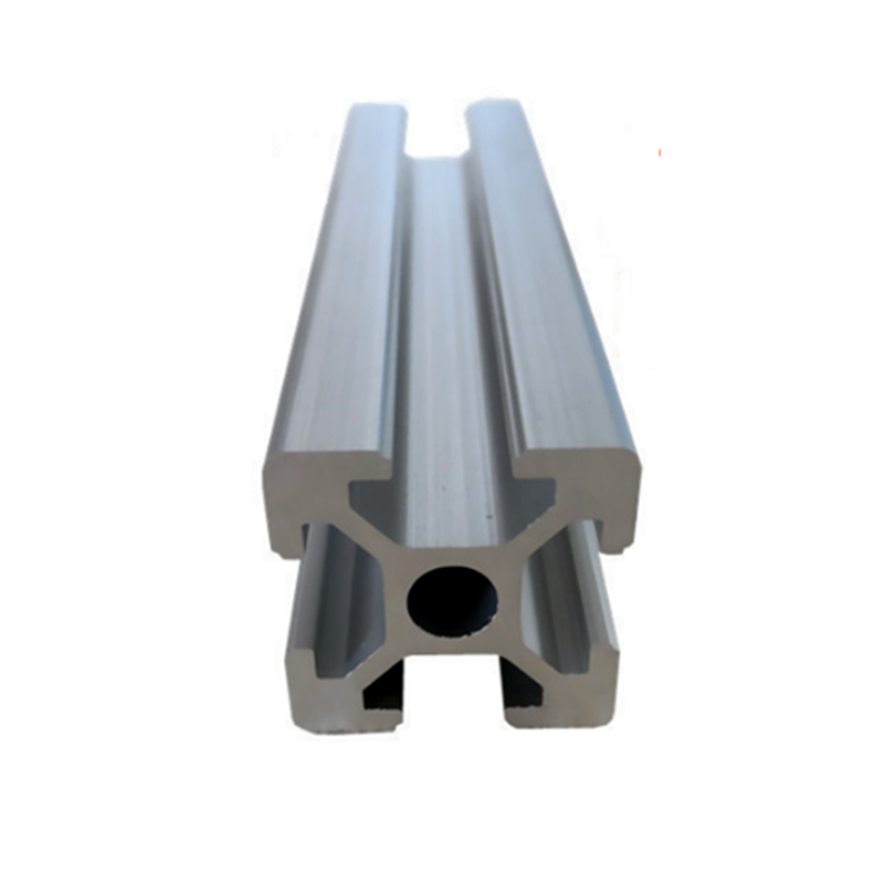 <font><b>2020</b></font> Aluminum <font><b>Profile</b></font> Extrusion 490mm to <font><b>1000mm</b></font> Length Linear Rail for laser machine CNC image