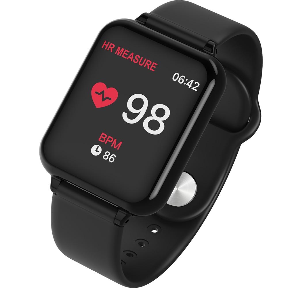 Fitness Tracker Sports Sleep Detection Smart Bracelet Colorful Screen Blood Pressure Heart Rate Monitor Health Management Kids
