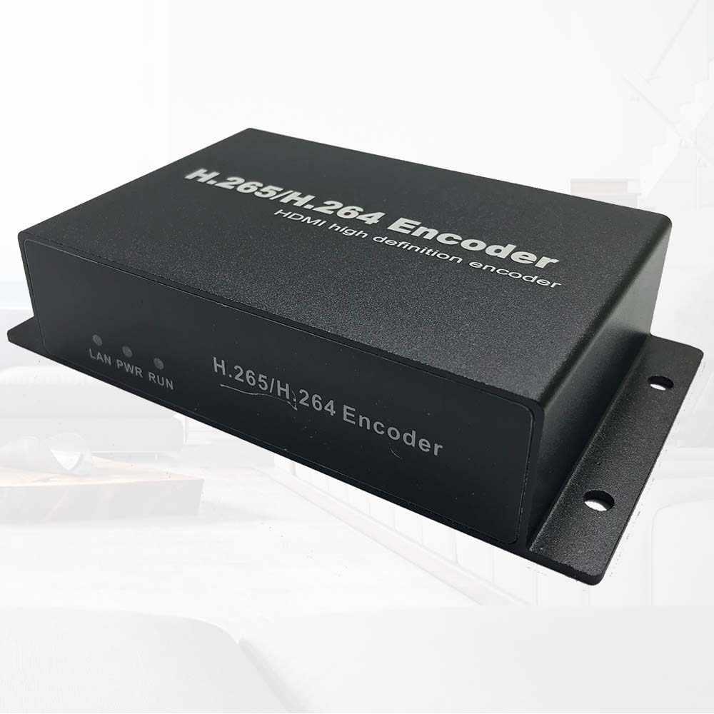 H.265 H.264 Mạng HDMI Bộ Mã Hóa Video FHD 1080P HDMI Chuyển Đổi Cho IPTV Phát Trực Tiếp Trò Chơi Trực Tuyến Youtube facebook