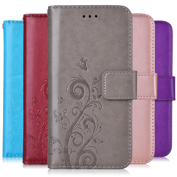 Case for Samsung Galaxy A5 2015 A500 A500H SM-A500F Cover Wallet Leather Case for Samsung A5 A 5 2015 A52015 A500 Phone Case image