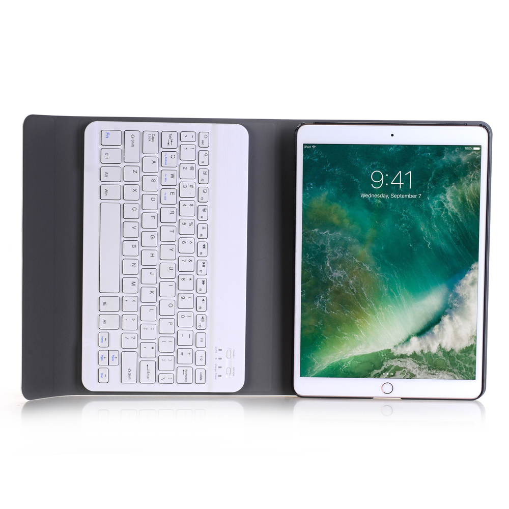 iPad Case Generation Apple A2198 10.2 Keyboard A2200 Case Bluetooth 7th 3.0 for for iPad