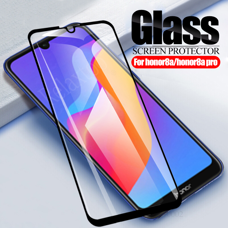 Protective Glass Honor 8a JAT LX1 LX3 L29 Screen Protector For Huawei Honor 8a Pro Glass Honor8A 8 A Tempered Glas Safety Film