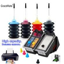 GraceMate PG-445 PG445 CL-446 mürekkep kartuş değiştirme Canon için Canon PG 445 CL 446 Canon PIXMA MX494 MG2440 MG2540