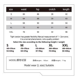 Image 5 - ZRCE זכר דחיסה הדוק חותלות קל משקל מהיר ייבוש אלסטי חדר כושר כושר ריצה מכנסיים אימון אימון יוגה Bottoms