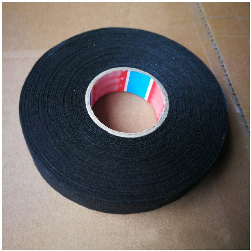 19mmx25m TesaCoroplast Adhesive Tape For Cable Harness Wiring Loom Vibration Reduction Noise Reduction Wear Resistance For Tesa