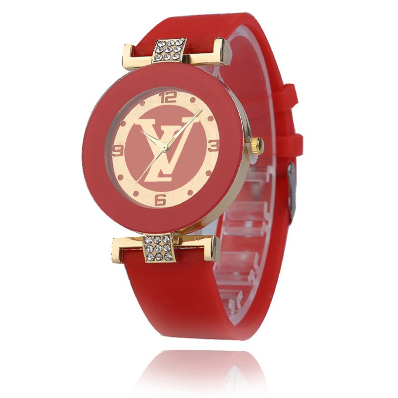 2020 New Ladies Fashion Casual Quartz Watch Women Crystal Silicone Digital Watch Chasy Zhenskiye Cheap Hot Sale Wholesale