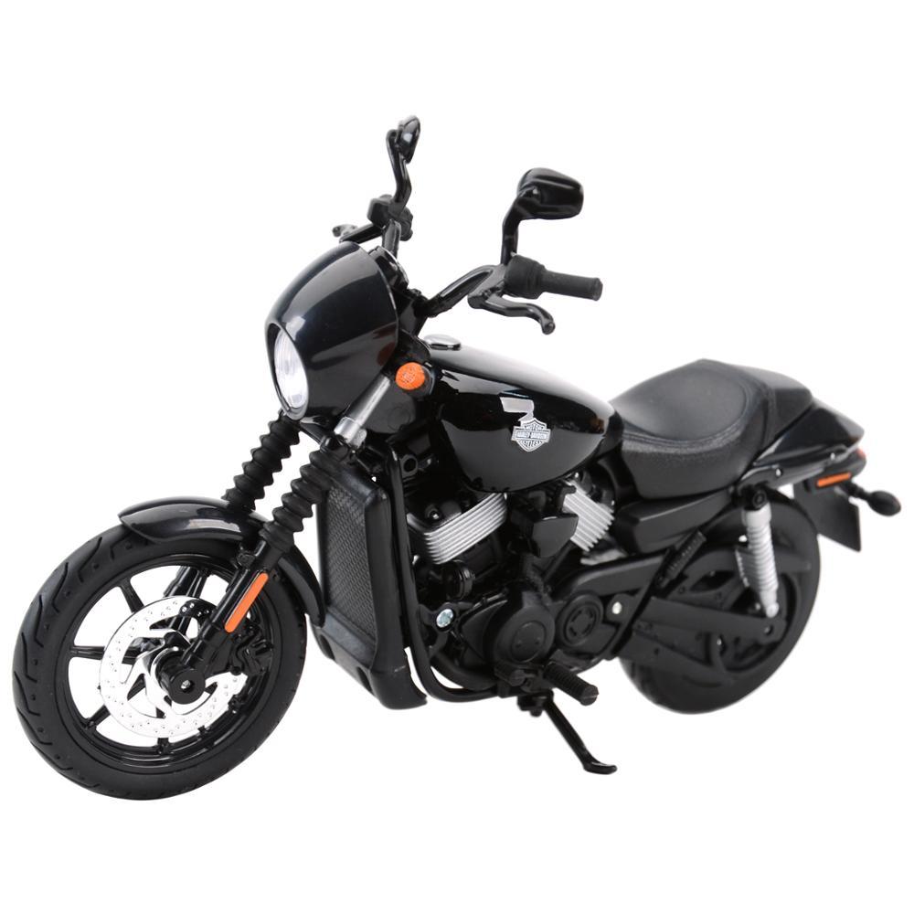 Maisto 1:12 2015 Street 750 Diecast Alloy Motorcycle Model Toy