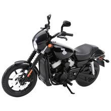 Maisto 1:12 2015 Street 750 vehículos de fundido a presión, pasatiempos coleccionables, juguetes modelo de motocicleta