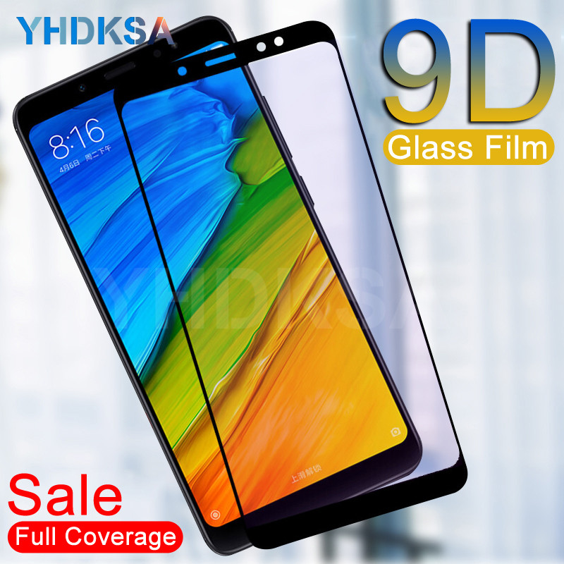 9D Tempered Glass On The For Xiaomi Redmi 4 4X 4A Go S2 K20 Pro Screen Protector For Redmi 5 Plus 5A Protective Glass Film