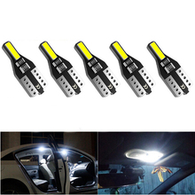 5Pcs W5W T10 LED Canbus Light Bulbs for Opel Astra H G J Corsa D C B Insignia Zafira
