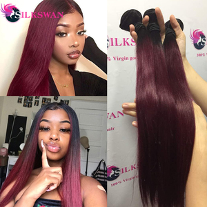 Luvin 28 30 32 34 40 Inch 1 3 4 Brazilian Hair Weave Bundles Body Wave Remy Human Hair Natural Double Drawn(China)