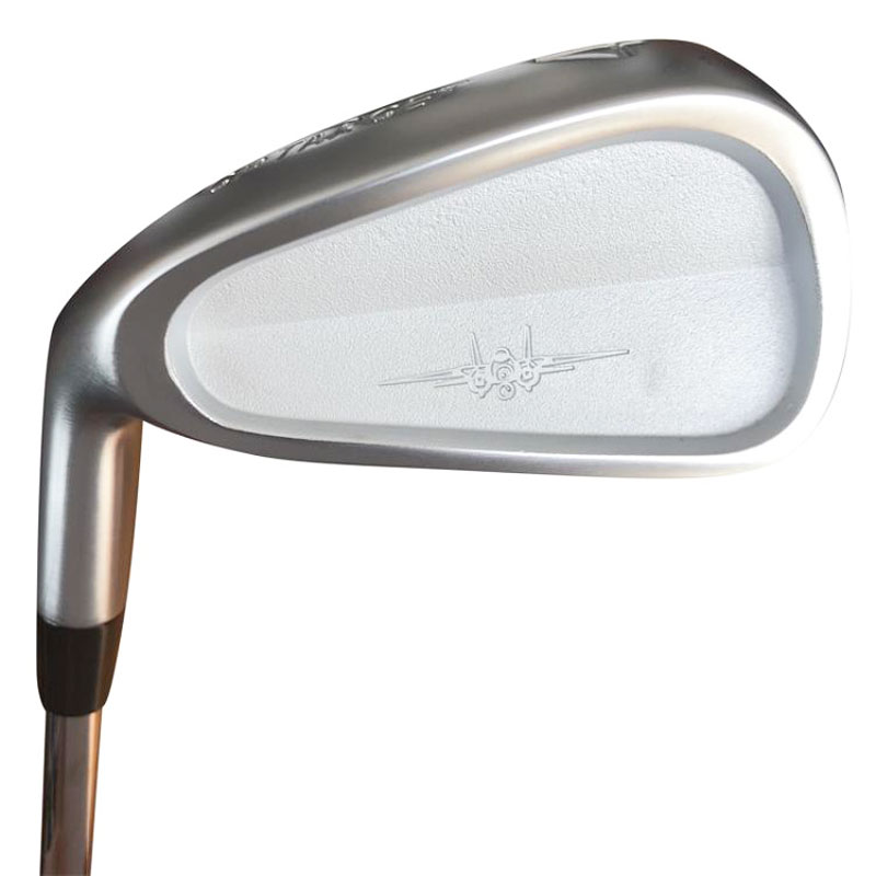 New Men Golf Clubs GP-TARGET Golf Irons 3-9 P FORGED Clubs Irons Set Steel Shaft R Or S Flex Golf Shaft Cooyute Free Shipping
