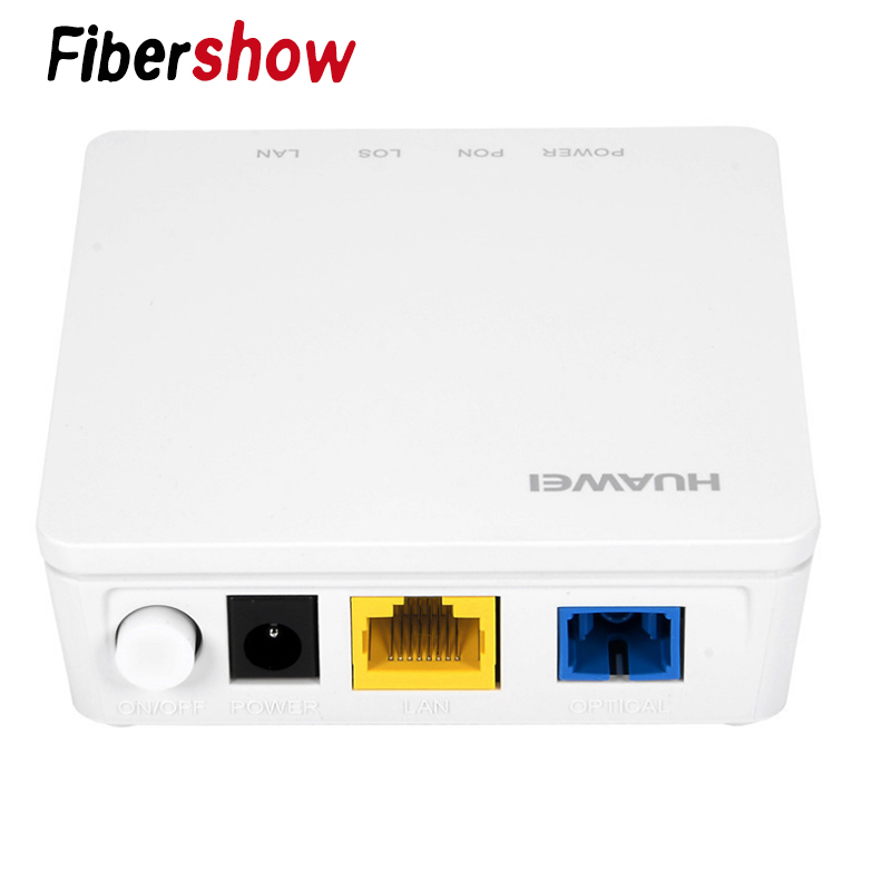 100% Original New  Gpon ONU HG8310M Ftth Fiber Optic HG8010H  Ont Router 1GE With Power HUA WEI EPON ONU