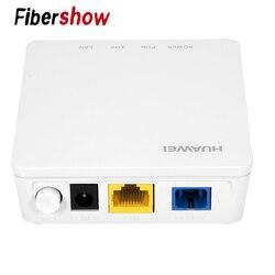 100%, nuevo, Gpon ONU HG8310M ftth, enrutador de fibra óptica HG8010H ont, 1GE con potencia HUA WEI EPON ONU