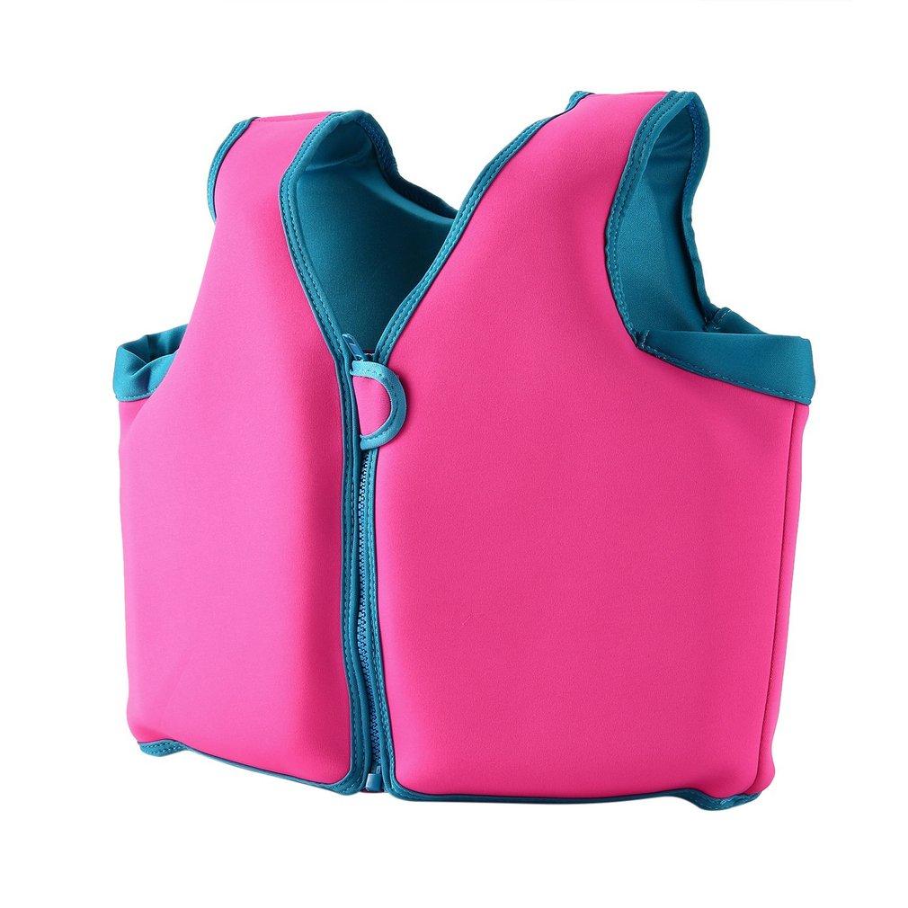 Baby Swimming Vest Float Kids Swim Trainer Buoyancy Swimsuit Boys Girls Life Vest Rafting Life Jacket Swim Pool Accessories