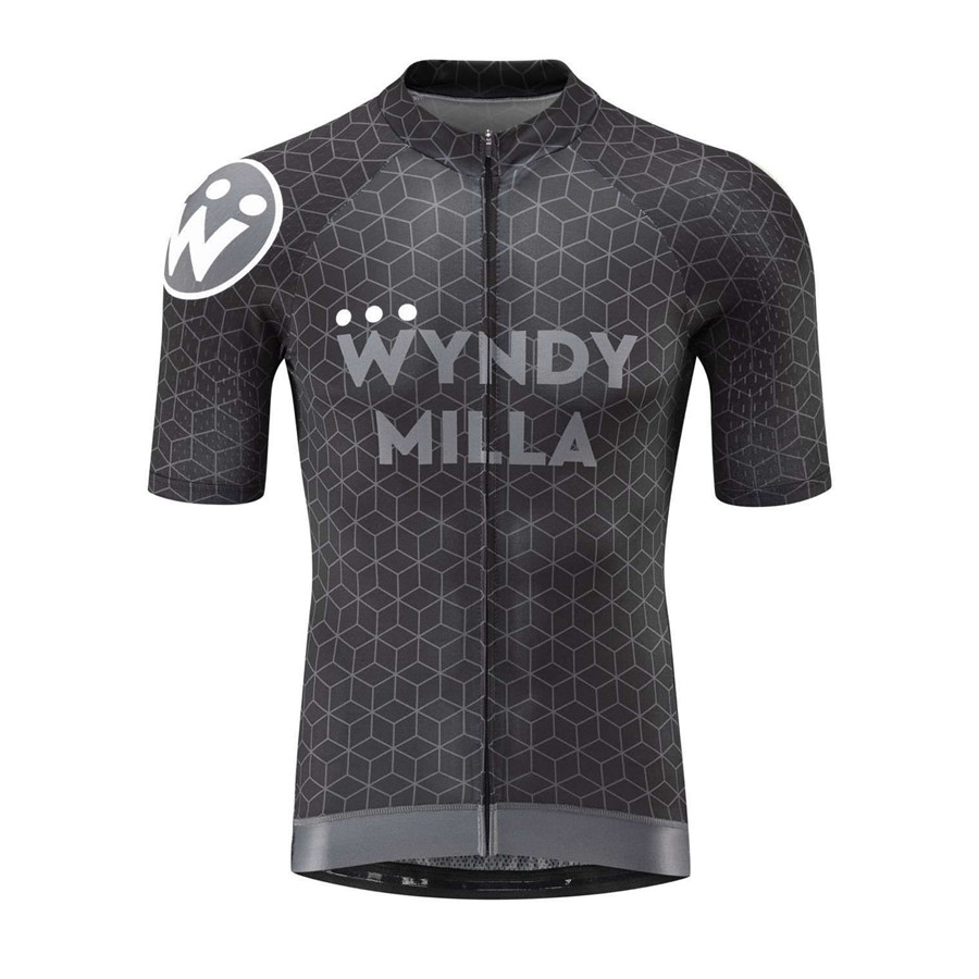Wyndymilla cycling Jersey Summer Pro Team aero short sleeve road ropa ciclismo Very fast Quick Dry Anti-sweat Breathable