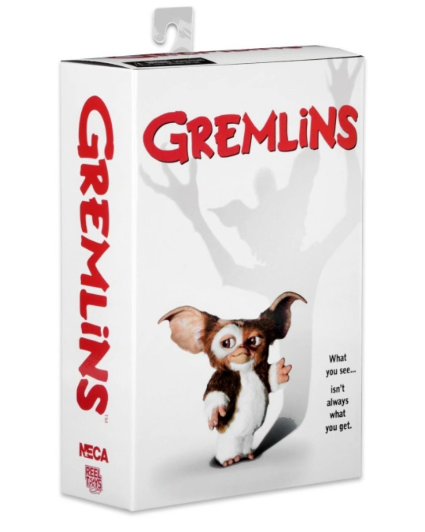 NECA Original Gremlins Christmas Ver. PVC Articulated Action Figure Collectible Model Toys For Gift