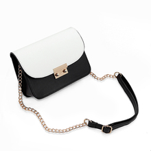 Fashion Flap Crossbody Bags For Women 2020 PU Leather Shoulder Messenger Bag Female Travel Handbags Chain Cross Body Bag Women