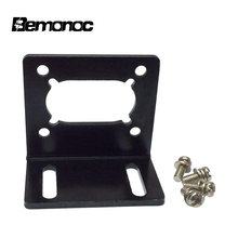 Bemonoc dc мотор редуктор установочный кронштейн для электрического