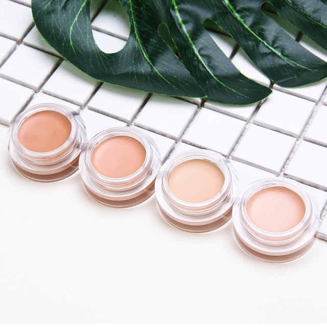 O.TWO.O Eye Primer Concealer Cream Makeup Base Long Lasting Concealer Easy to Wear Cream Moisturizer Oil Control Brighten Skin 5
