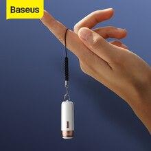 Baseus Intelligent Rechargeable Anti-lost Tracker Wallet KeyFinder Smart Tag Bluetooth Traker Keychain Pet Dog Child Key Finder
