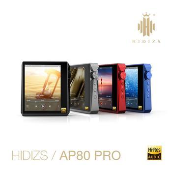 Hidizs AP80 PRO dual ESS921 MP3 Bluetooth Music Player With Touch Screen HiFi Portable FLAC LDAC USB DAC DSD 64/128 FM Radio DAP deluxe dual ak4497eq 32bit 384k hifi usb dsd dac w remote control dual ak4497 dac tweaked