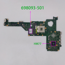 698093-501 HM77 UMA für HP ENVY M4-1002XX M4-1115DX m4-1015dx m4-1050la m4-1150la Laptop Notebook PC Motherboard