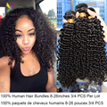 Kinky Curly Hair Bundles Brazilian Hair Weave Bundles Human Hair Bundles Deal Afro Kinky Curly Bundles Remy Hair Extension