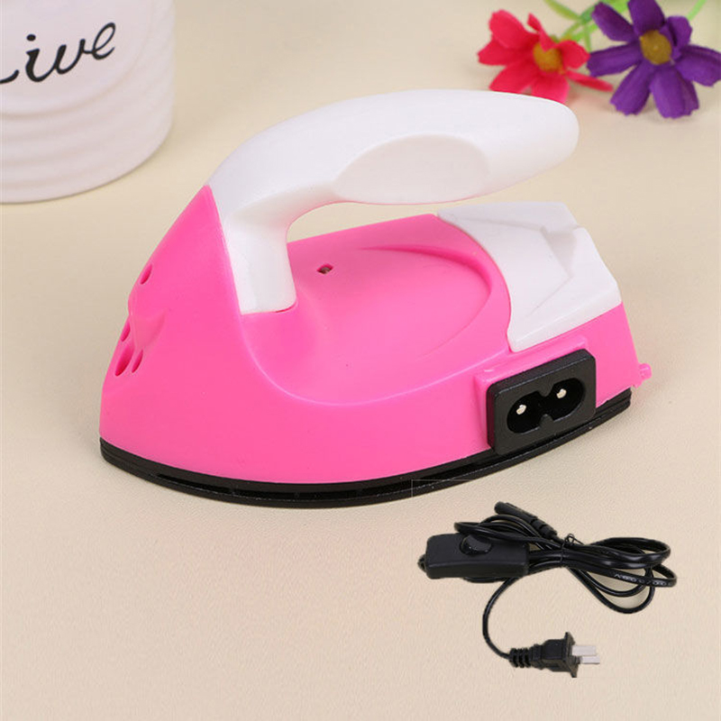 Fighting Doudou Mini Electric Iron Diy Handmade Toy Puzzle Dedicated Dormitory Student Small Iron Crafts For Kids Toys