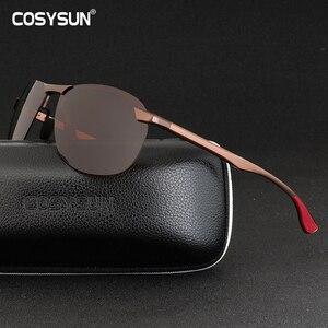 Brand Designer Men Sunglasses
