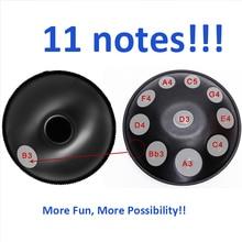 Ручной инструмент античный F major D Minor ручной барабан 9 10 нот музыкальный ручной pan барабаны Ударные музыкальные инструменты
