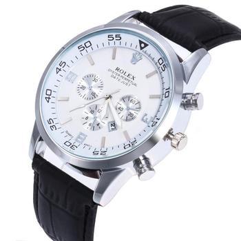 Vintage Carved Watch Man Original Steel Band Wristwatch Fashion Classic Designer Luxury Brand Golden Mens Women Watch 11