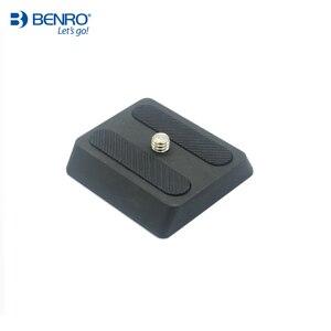 Image 1 - Benro PH08 hızlı bırakma plakası profesyonel alüminyum PH 08 için BH0 BH1 HD1 kafa ücretsiz kargo