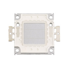 1 pc 2016 100W High Power chips RGB 140 degrees Beam Angel Super Bright High Power Integrated SMD LED Chips Flood Light Bulb(China)