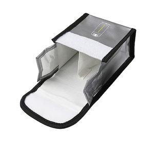 Image 5 - Mavic 미니 배터리 패키지 1/23 배터리 팩 보호 저장 가방 안전 가방 dji mavic 미니 액세서리 용 방폭 케이스