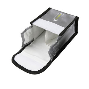 Image 5 - Mavic Mini Battery Package 1/23 Battery Pack Protective Storage Bag Safe Bag Explosion Proof Case for DJI Mavic Mini Accessories