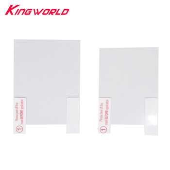 100set LCD Screen Protector Cover Film Clear Suit Top Bottom For N-DS Lite N-DSL