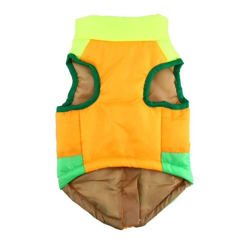 Waterproof Dog Jacket and Warm Pet Clothing with Zipper Design 29