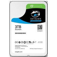 "Жесткий диск Seagate Original Skyhawk, 3Тб, SATA-III, 3.5"" 4837315s"