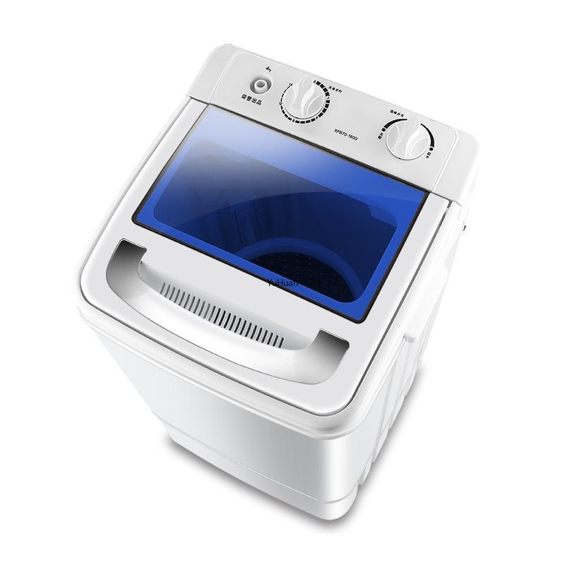 Blue Light  Sterilization  Mini Washing Machine Portable Washing Machine  Washer And Dryer Washing Machine 220V