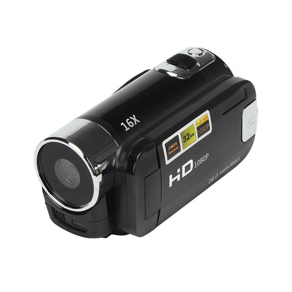 Full Hd 1080P Video Camera Professionele Digitale Camcorder 2.7 Inch 16MP High Definition Abs Fhd Dv Camera 270 Graden rotatie 2