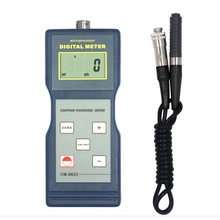 LANDTEK CM-8823 Accuracy Digital Coating Thickness Gauge(F Type) Use For Measure The Thickness Of Non-magneticmaterials.