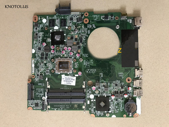High quality 760740-001 760740-501 760740-601 for HP 15-N series laptop motherboard A8-5545 CPU DA0U92MB6D0