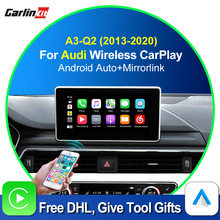 Carlinkit декодер 20 carplay/android авто для audi a3/q2 3g/3g